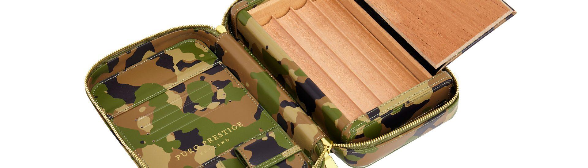 The Churchill Edition Cigar Case