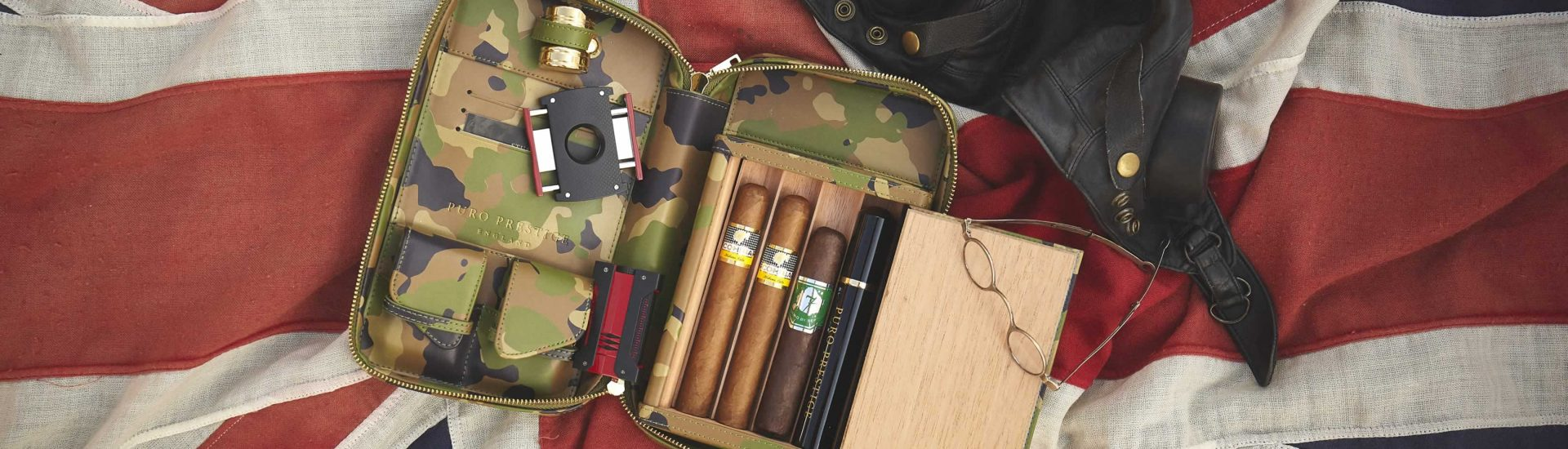 The Puro Cigar Travel Case
