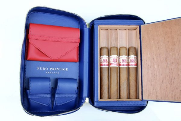 The Cuban Edition: Blue Leather