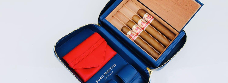 The Cuban Edition Cigar Case