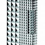 ST Dupont Lighter - Ligne 2 - Palladium Diamond Head