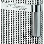 ST Dupont Lighter - Ligne 2 - Silver Diamond Head