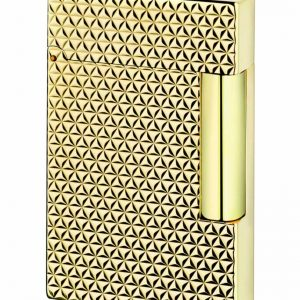 ST Dupont Lighter - Ligne 2 - Yellow Gold