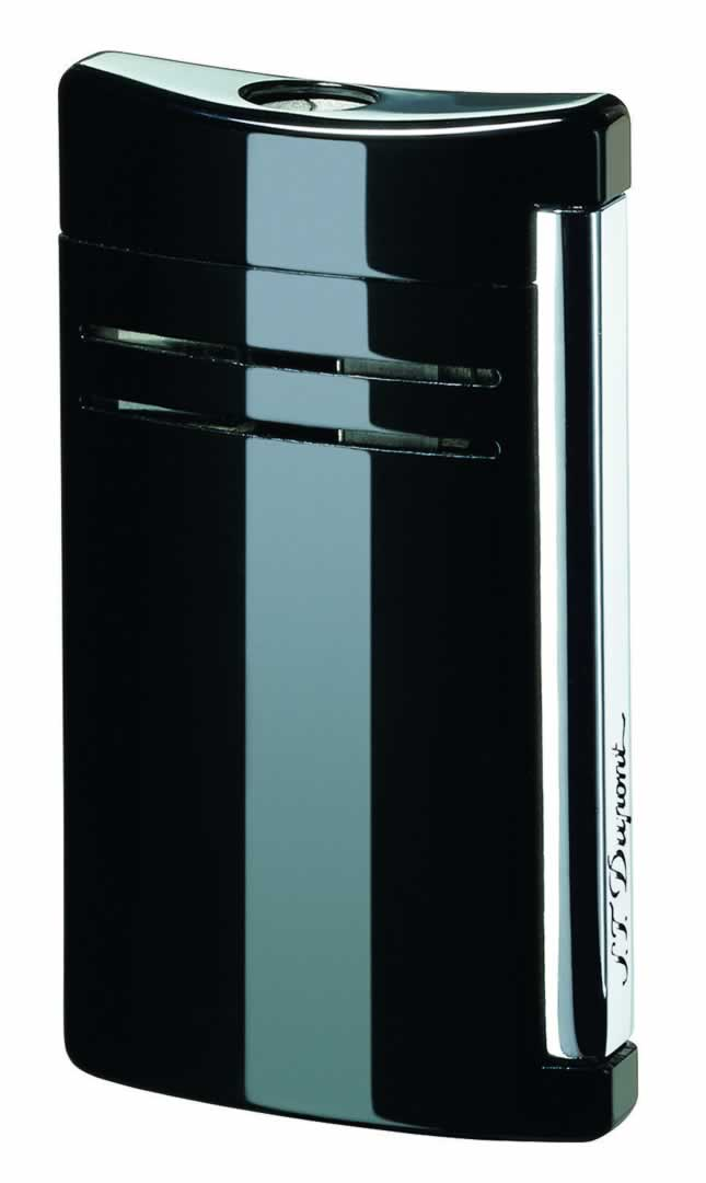 ST Dupont Lighter - Maxijet - Black