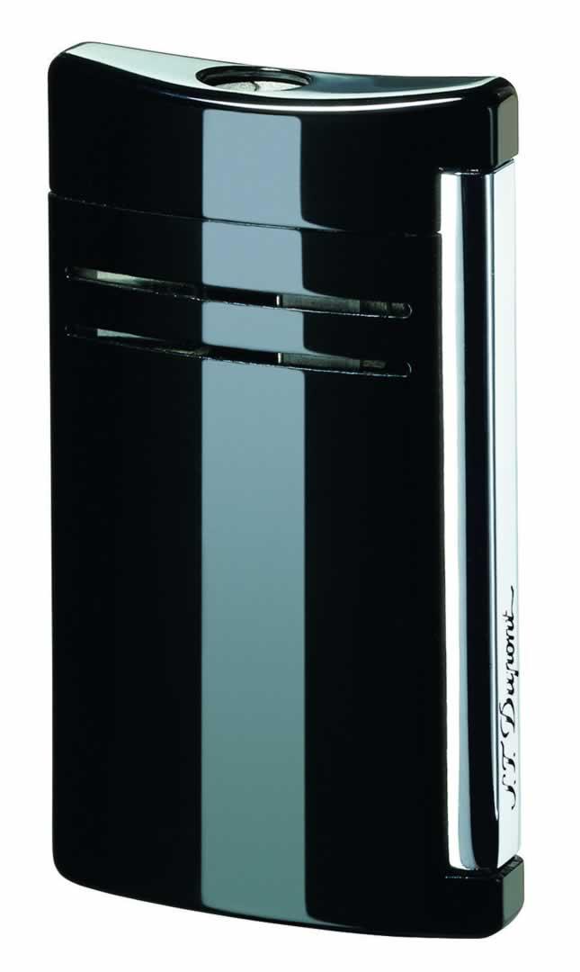 ST Dupont Lighter - Maxijet - Black