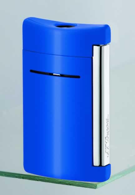 ST Dupont Lighter - Minijet - Blue