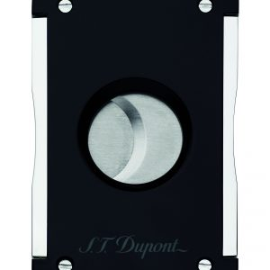 ST Dupont Maxijet Cigar Cutter - Lacquered Black