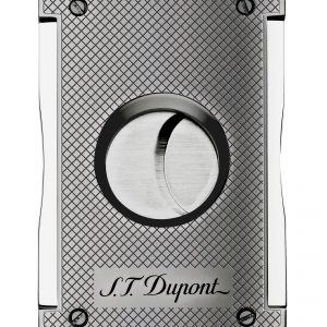 ST Dupont Maxijet Cigar Cutter - Punched Chrome