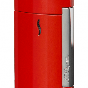 ST Dupont Lighter - Minijet - Red Lacquer